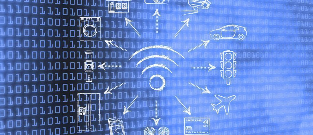 Wifi And Internet Of Things, Smart Objects